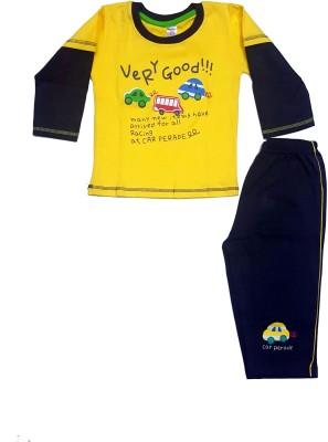Groverz T-shirt Baby Boy's  Combo