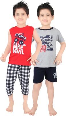 Punkster T-shirt Boy's  Combo