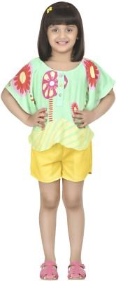 Masaba for Magic Fairy Top Girl's  Combo