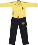 Sydney Boys Casual Shirt Trouser (Multic...