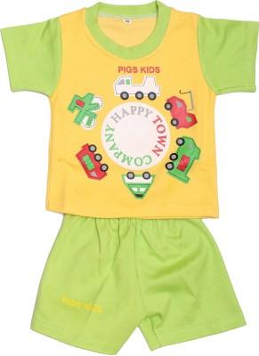 Babeezworld T-shirt Baby Boy's  Combo