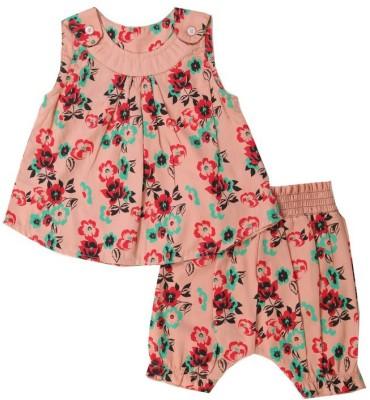 Earth Conscious Shorts Girl's  Combo