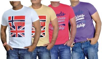 MaximBlue T-shirt Boy's  Combo