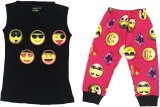 Tomato Girls Casual T-shirt Track Pants ...