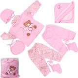 Pago Girls Dress (Pink)