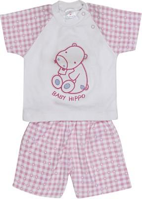 Babiano Top Baby Girl's  Combo