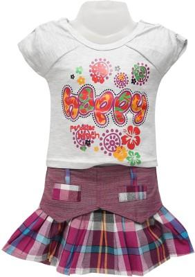 Golden Girl T-shirt Baby Girl,s  Combo