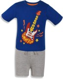 Mothercare Boys Casual T-shirt (Grey)