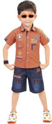 Koolkids Shirt Baby Boy's  Combo