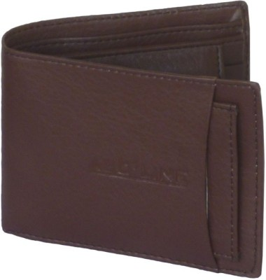 Aboline Men Formal Brown Artificial Leather Wallet