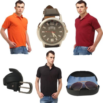 Tele Queen T-shirt Men's  Combo