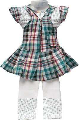 Golden Girl Dress Baby Girl,s  Combo