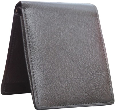 Bacchus Men Black Artificial Leather Wallet