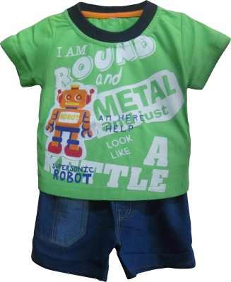 Instyle T-shirt Baby Boy's  Combo