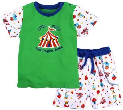 Snuggles T-shirt Baby Boy's  Combo