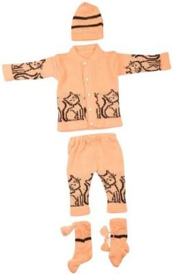 AKHIL & AARNA T-shirt Baby Boy,s  Combo
