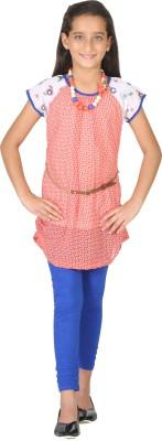 Peppermint Dress Girl's  Combo