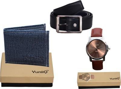 YuniiQ Wallet Men's  Combo
