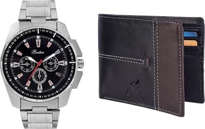 Britex Wrist Watch Men's  Combo