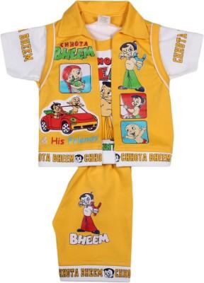 NavyaRiti Dress Baby Boy's  Combo