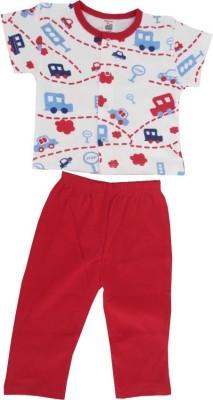 Magic Train Vest Baby Boy's  Combo