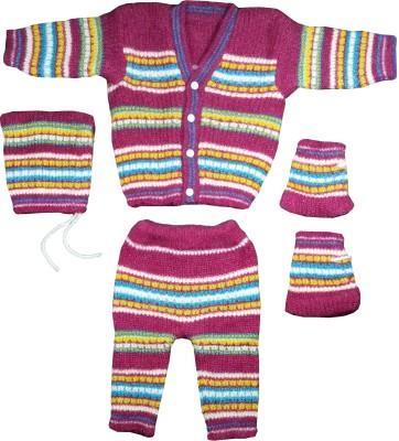 Fusion Fashion Sweater Baby Boy's  Combo