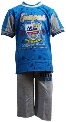 Lilltoons T-shirt Boy's  Combo