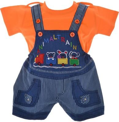Xtrem Baby Boys Blue, Orange, White, Red, Green, Purple, Gold Romper