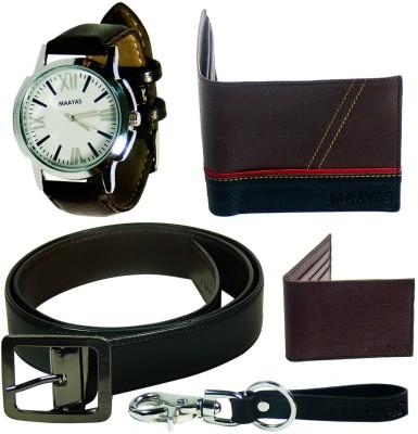 Maayas Wallet Men's  Combo