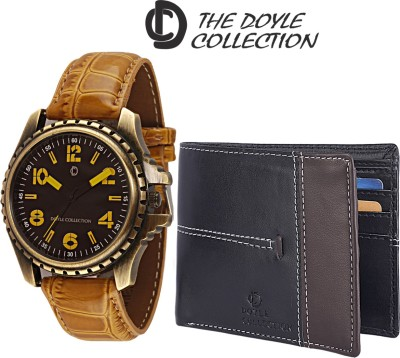 The Doyle Collection Wrist Watch Men's  Combo