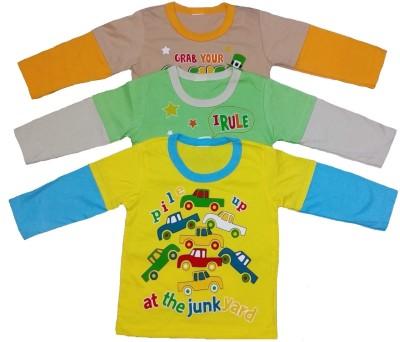 Sonpra T-shirt Baby Boy's  Combo