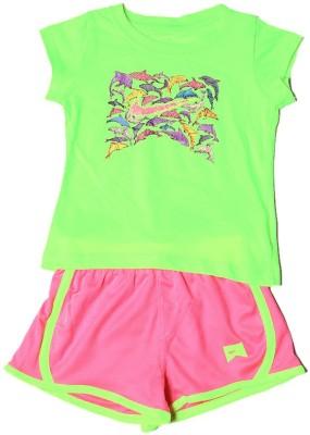 Nike Action Bodysuit Baby Girl's  Combo