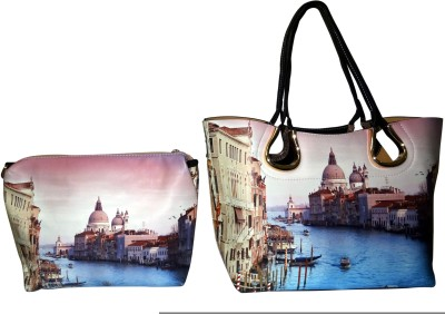 Sollers Handbag Girl's  Combo