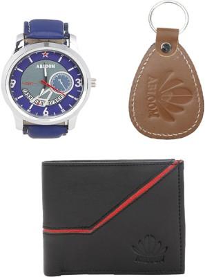 Abloom Wrist Watch Men's  Combo