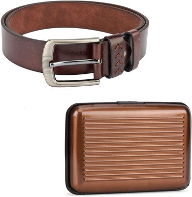 Mango People Belt Men's  Combo