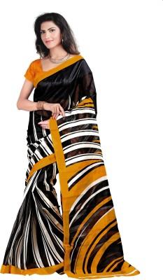 Shree Sainath Creation Printed Bhagalpuri Art Silk Sari