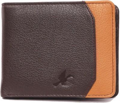 Hornbull Men Multicolor Genuine Leather Wallet
