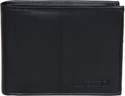 ALLURE DESIGN Men Black Artificial Leather Wallet