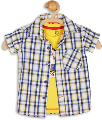 612 League Shirt Baby Boy's  Combo