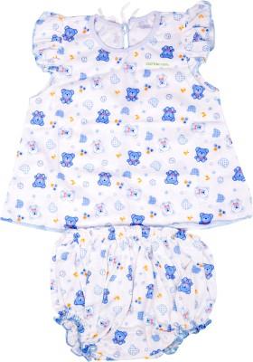 Baby Joy Floral Kids Costume Wear