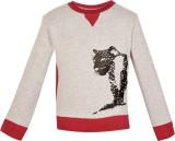 Gkidz Full Sleeve Printed Boys Sweatshir...