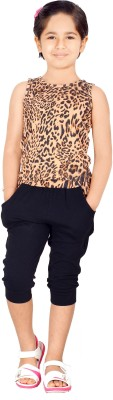 Naughty Ninos T-shirt Girl's  Combo