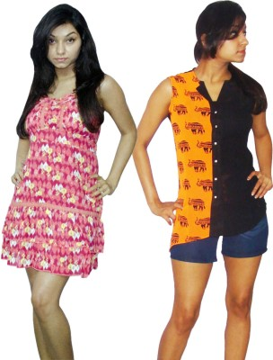 Atulya Shirt Women's  Combo