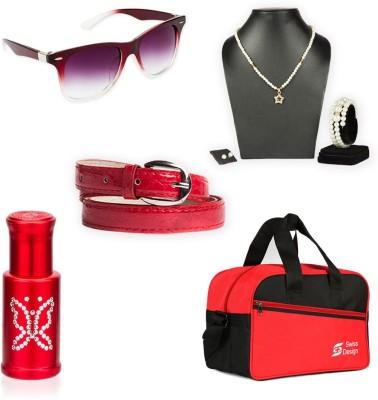 Babes Travel Bag Women's  Combo
