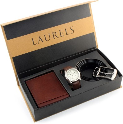 Laurels Wallet Men,s  Combo