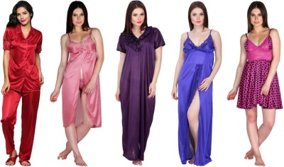 Secretwish Pyjama Women's  Combo