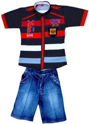 Arshia Fashions Shorts Boy's  Combo