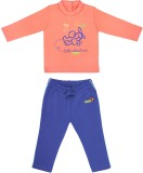 Wow Mom Boys T-shirt (Orange)