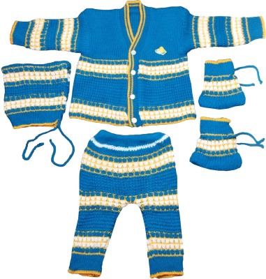 Fusion Fashion Sweater Baby Girl's  Combo