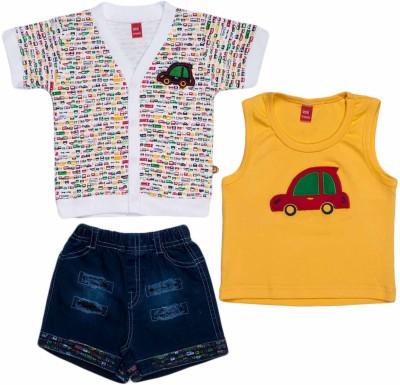 WoW Shirt Boy's  Combo